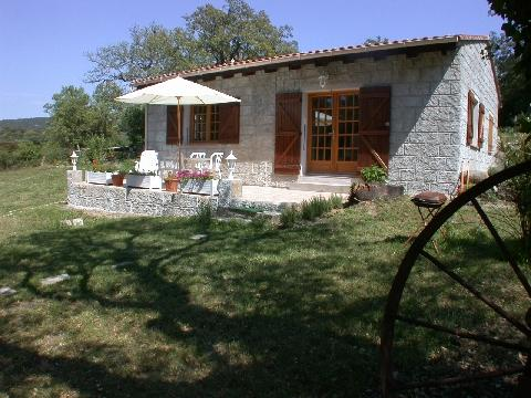 Bergerie typique corse Melissa, vacation rental in Sartene