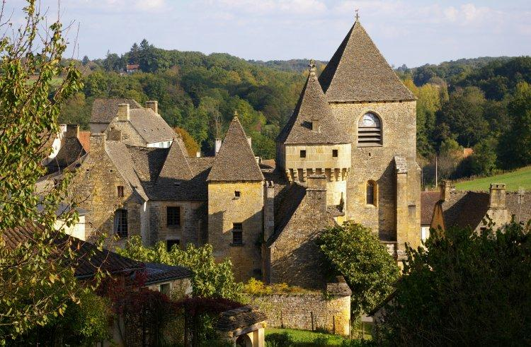 Castillo de Saint-Geniès