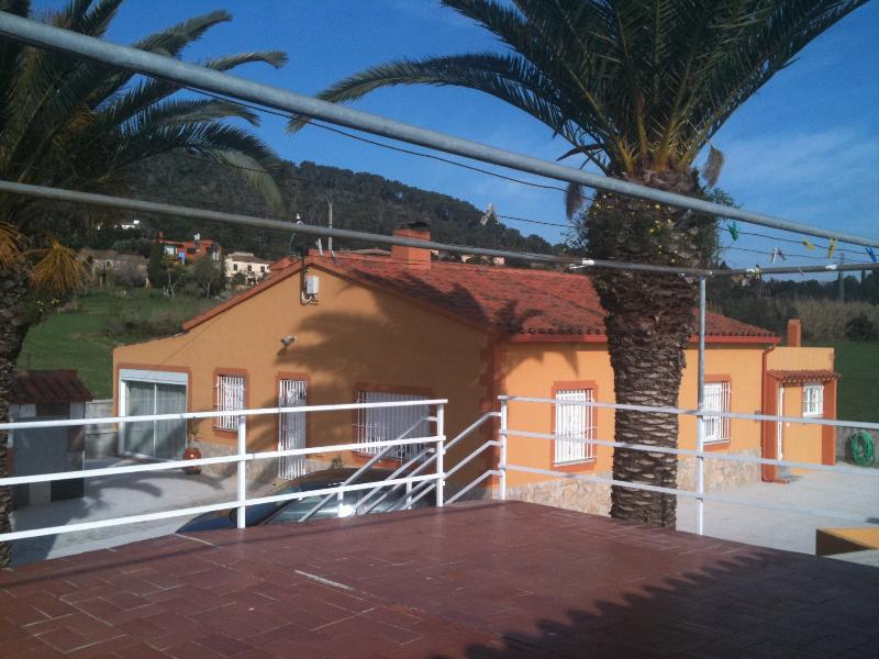 Alquiler vacacional (Casa de campo), location de vacances à Vall-Llobrega