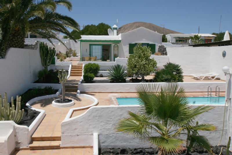 Viewed Casa Lu from the front door