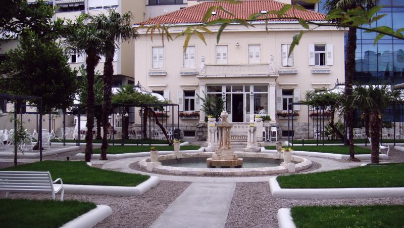 Villa Toncic from garden