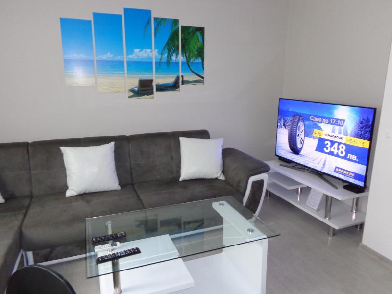 Luxury apartment Lazur 2, holiday rental in Burgas