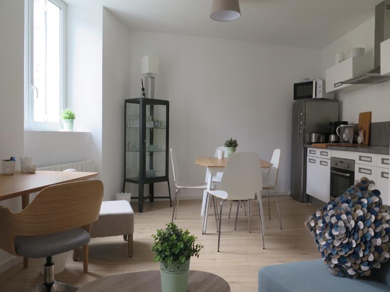 Appartement neuf. 45m2 centre de Dole, location de vacances à Moissey