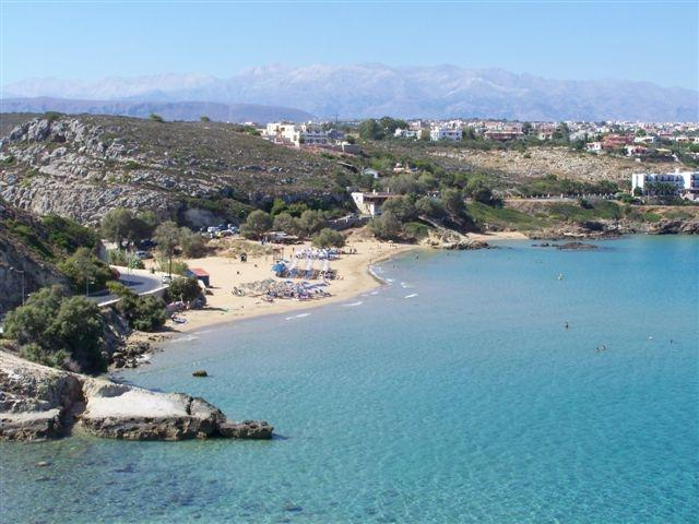 Appartment in big Olive Farm, with sea view, holiday rental in Akrotiri