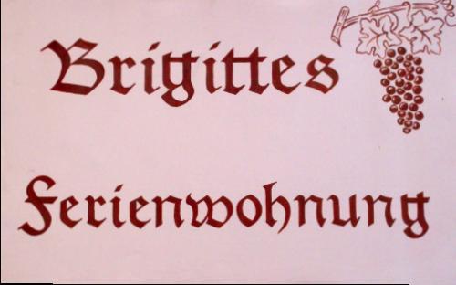 BRIGITTES FERIENWOHNUNG, alquiler vacacional en Grosserlach