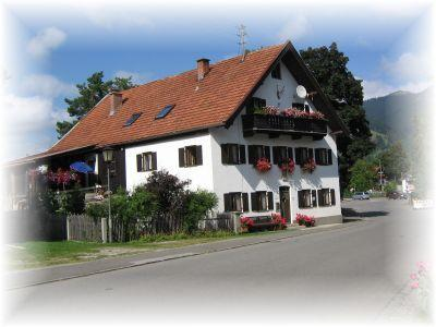 B&B-Apartment+Doppelzimmer  nach Garmisch-Partenk, 21 km, location de vacances à Ettal