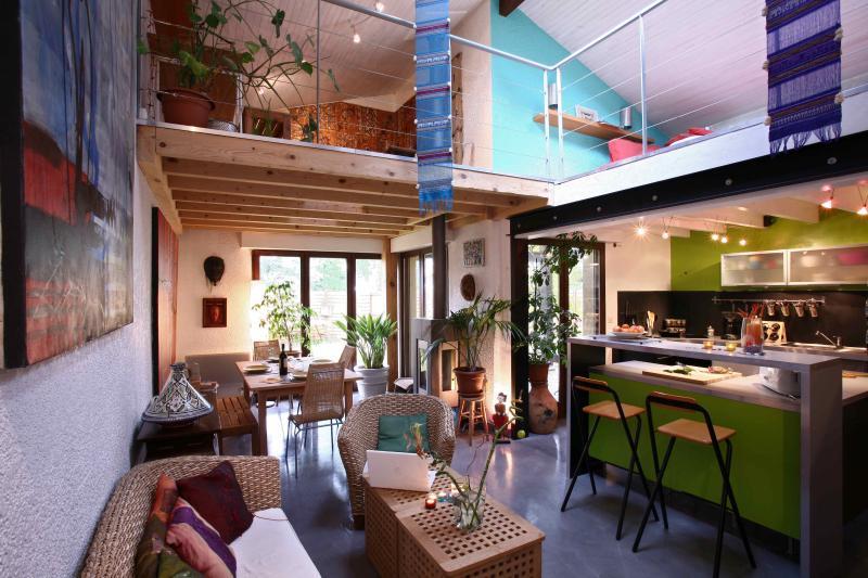 Maison 140m2 avec jardin, 6 pers, proche Hossegor, vacation rental in Capbreton