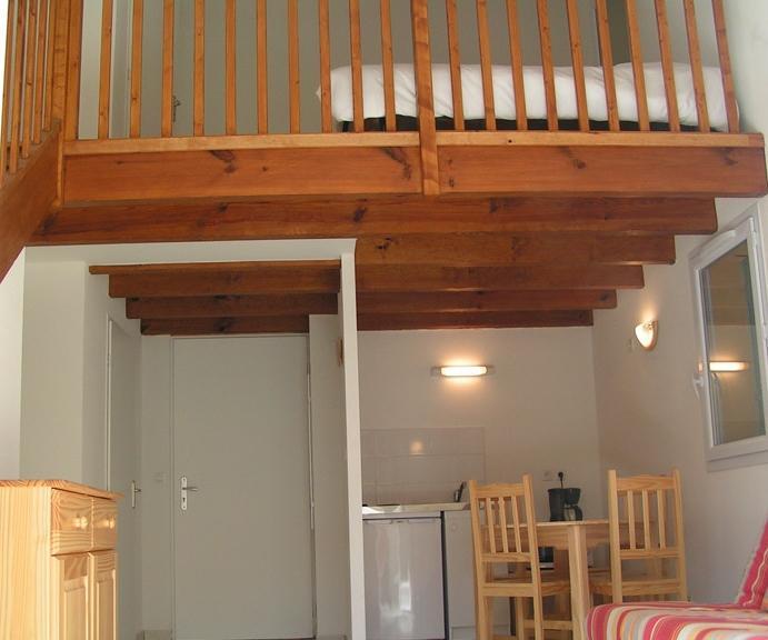 Résidence Saskia, vacation rental in Barbotan-les-Thermes