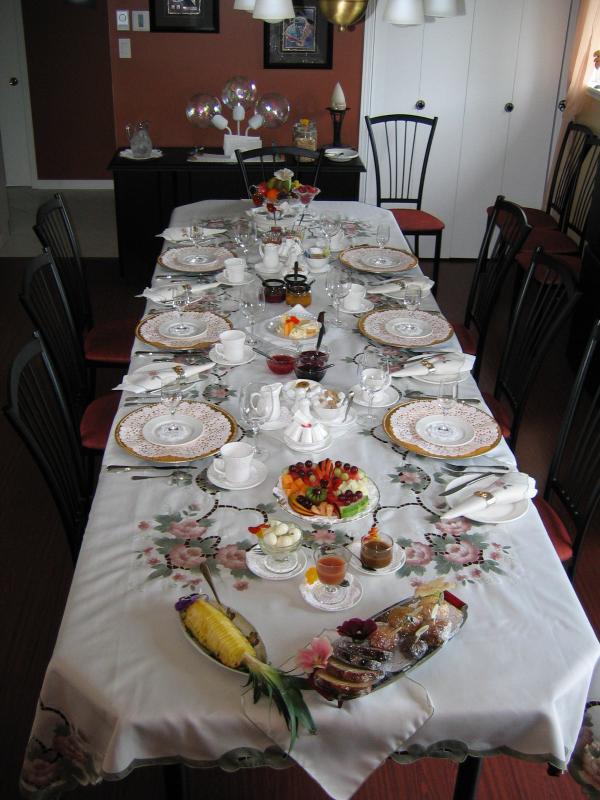 salle à manger / dinning room