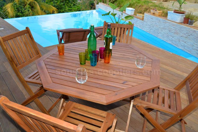 TERRACE OUTDOOR SWIMMING POOL +