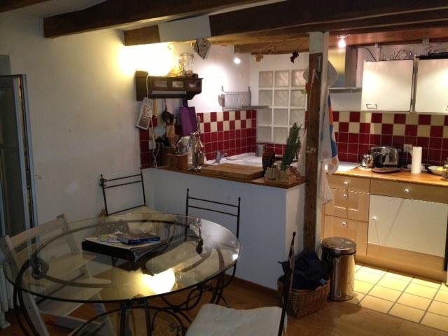 Very quiet duplex., holiday rental in Les Lilas