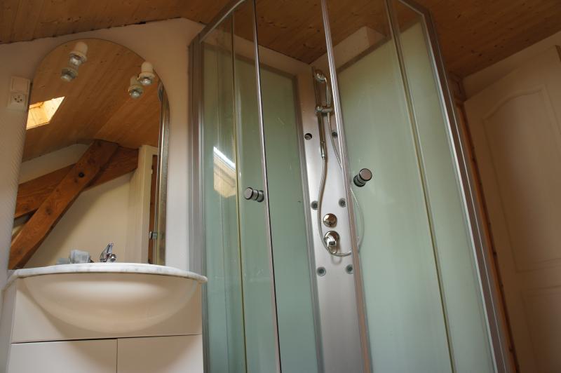 Appartement 'Descendre au jardin', vacation rental in Haute-Loire