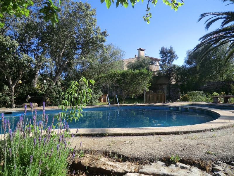 SON BARBUT XVII Holiday Farmhouse Central Mallorca, alquiler vacacional en Porreres