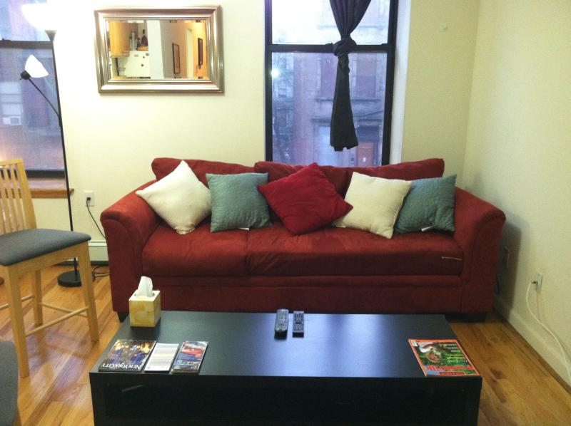 City Room - Street View Apt, holiday rental in New York City