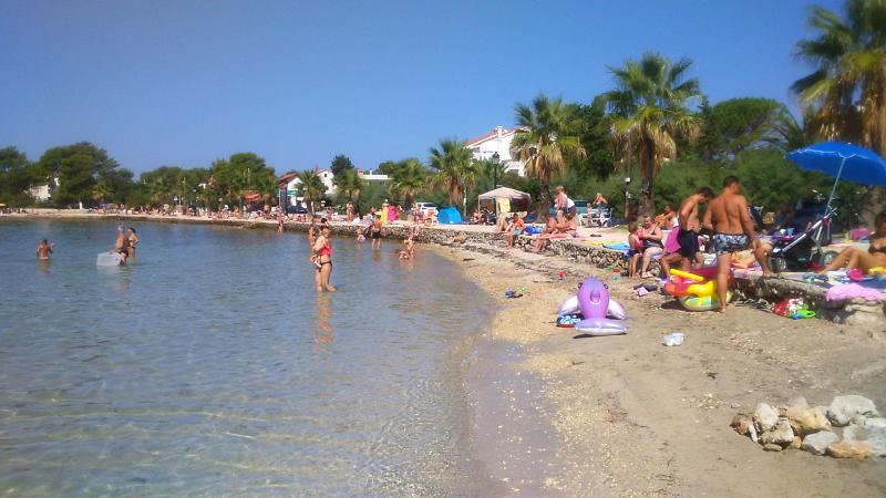 Villa Balja - A1 Apartment Balja (4) Island Vir Zadar County, vacation rental in Vir