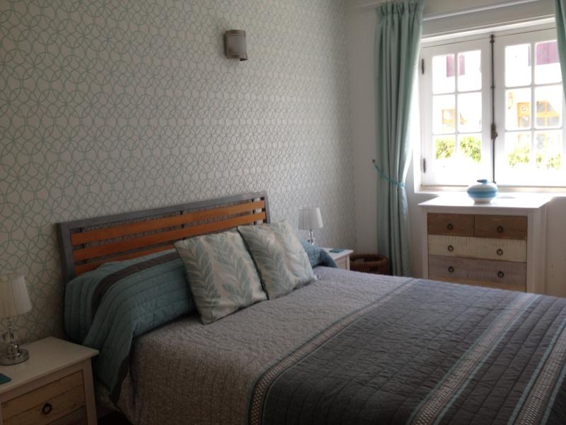 Double bedroom (large enough for cot)