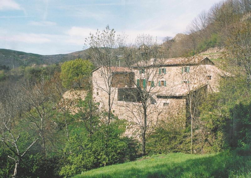 La ferme de Chambelasse à Jaujac - Ardèche FRANCE, vacation rental in Rocles