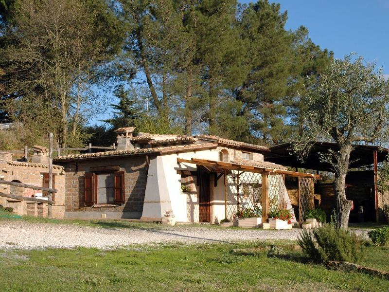 casaletto, Ferienwohnung in San Michele in Teverina