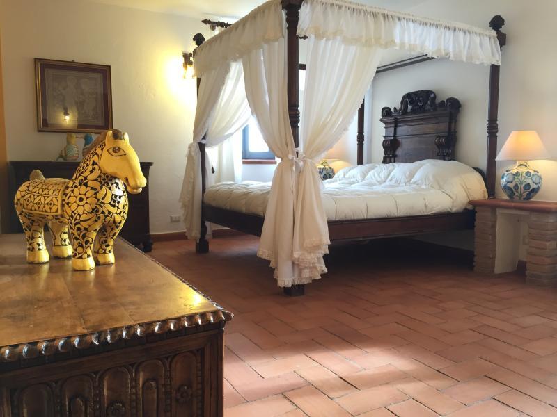San Valentino 'La Farm House' App. Rinascimento, Ferienwohnung in Romazzano