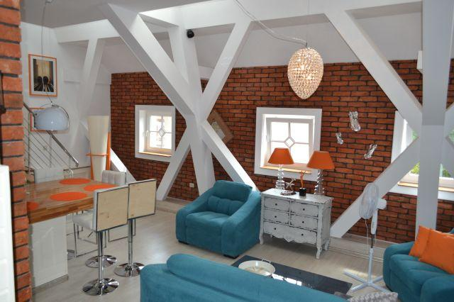 LUKSUS APARTAMENTY - MARIACKA - GREY, holiday rental in Western Poland