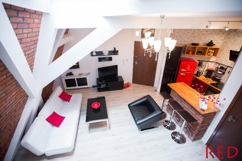 LUKSUS APARTAMENTY -MARIACKA -  RED, holiday rental in Western Pomerania Province
