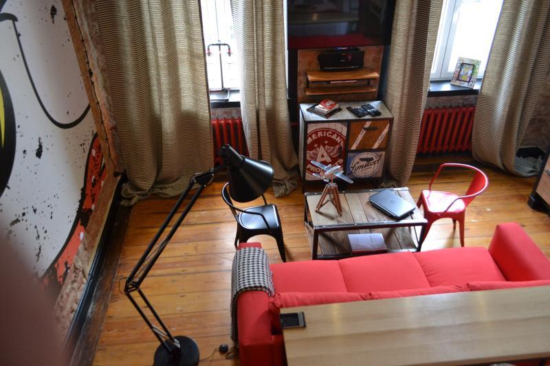 LUKSUS APARTAMENTY-MARIACKA / POP Art, casa vacanza a Bruessow