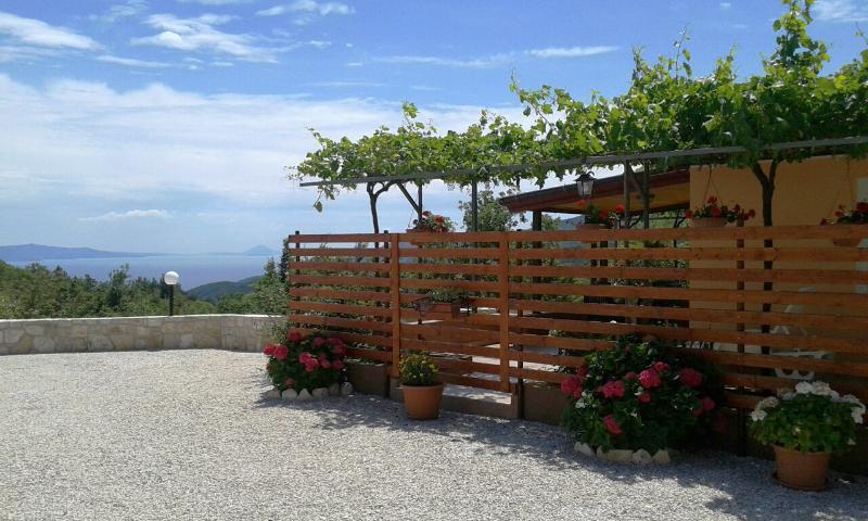 House Lana in Gondolici, Labin, Istria, Croata, alquiler vacacional en Labin