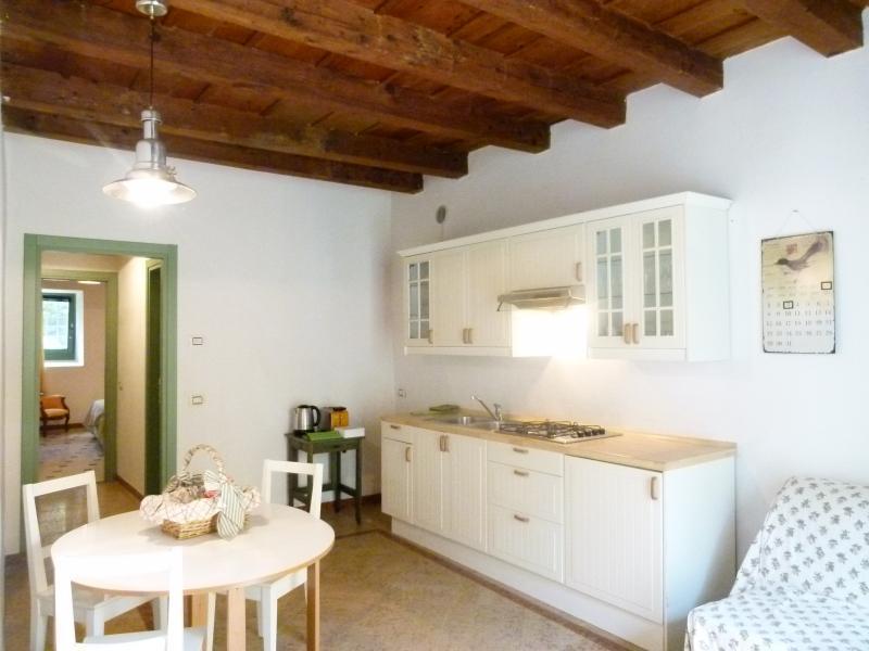 Villa Cisano Residenza d'Epoca, alquiler vacacional en Cisano