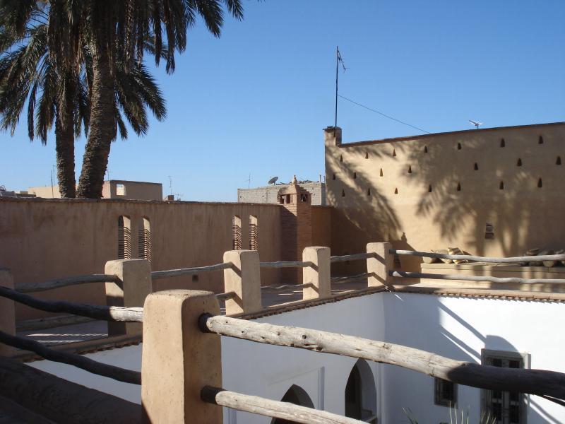 Riad Darkahla, vacation rental in Ait Iaaza