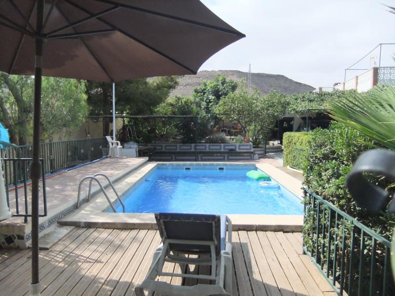 La Serreta, vacation rental in Tibi