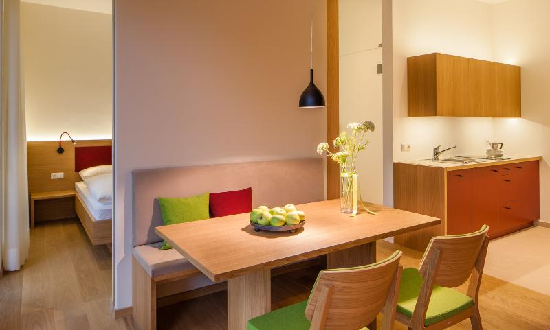 Residence Ladurnerhof - Appartement Johannes Raut, vacation rental in Marlengo
