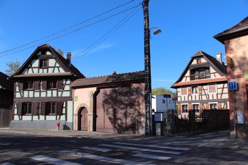 A l'Ancien Moulin - Derrière c'est chez vous !