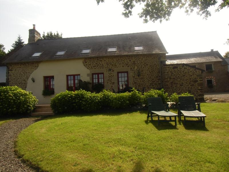 Les Logis de La Barbotaye  - Les Coudrayes, holiday rental in Meillac