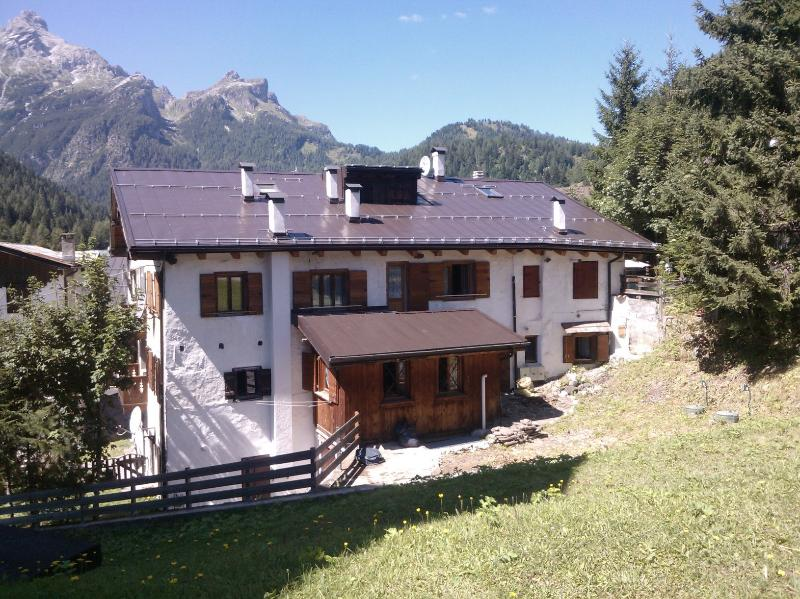 DOLOMITI - VAL ZOLDANA, holiday rental in Selva di Cadore