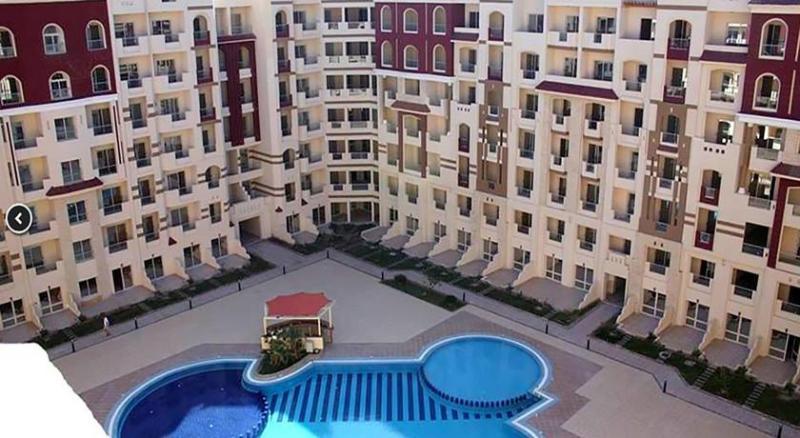 Студия с собственным пляжем, vacation rental in Hurghada