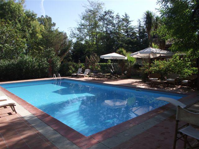 villino ialinda con piscina condivisa, holiday rental in Olmedo