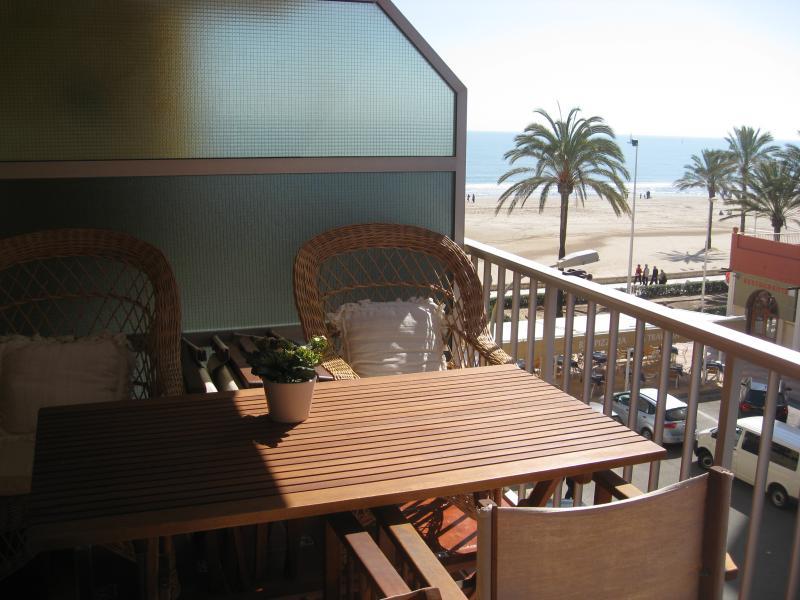 Bienestar a Primera Linea Playa, casa vacanza a Corbera