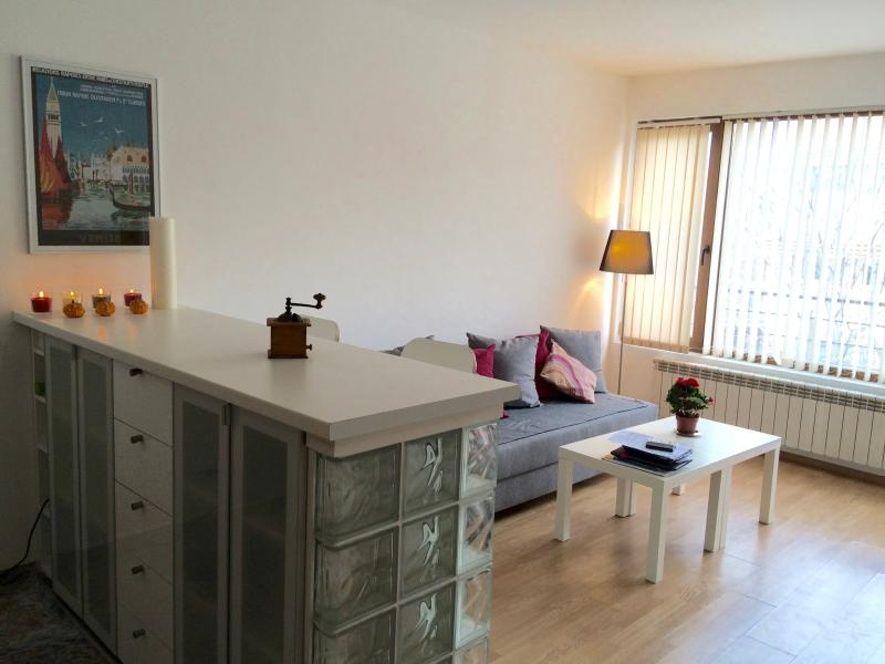 Nice and cosy 1 bedroom flat cenral and safe area, holiday rental in German