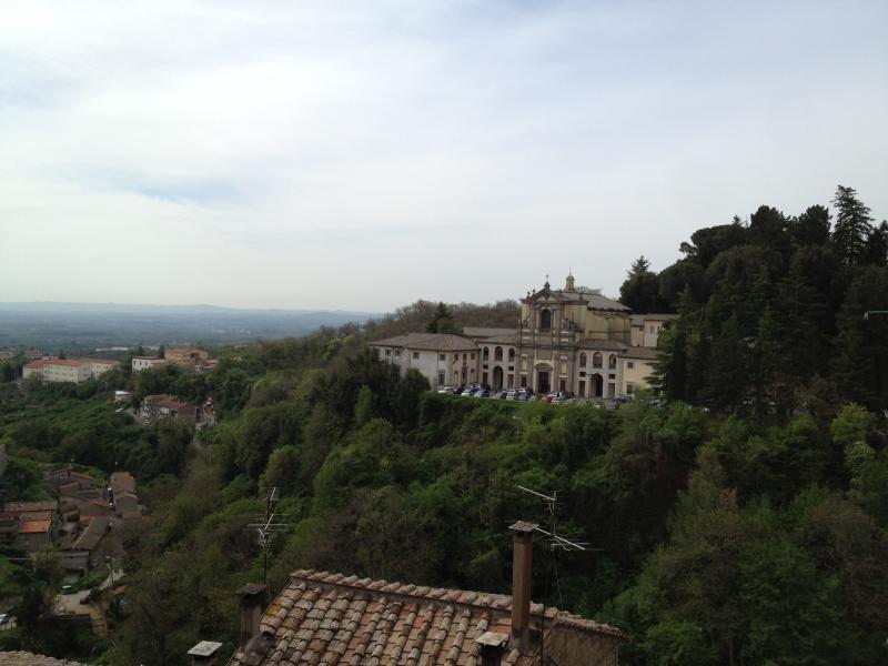 Casa Vacanze ' IL NESPOLO', vacation rental in Caprarola
