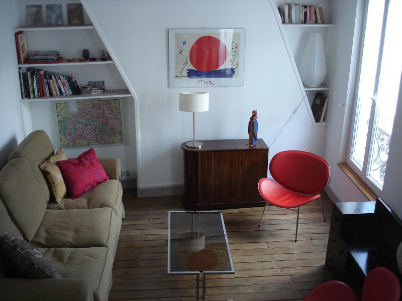 charmant appartement au coeur de Montmartre