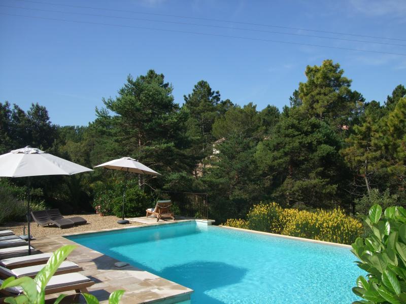 VILLA VERDI D MONTAUROUX APPARTEMENT DANS UN ECRIN DE VERDURE, casa vacanza a Saint-Cezaire-sur-Siagne
