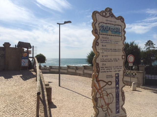 Next to the Ericeira Sunset House there are other beaches