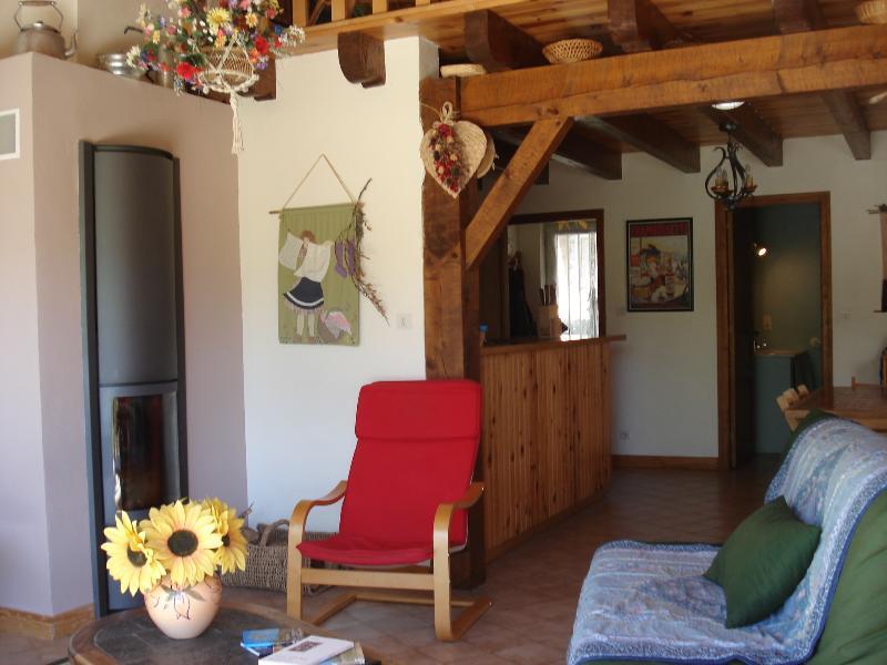 Le magique plateau d'Aubrac en Aveyron, holiday rental in Antrenas