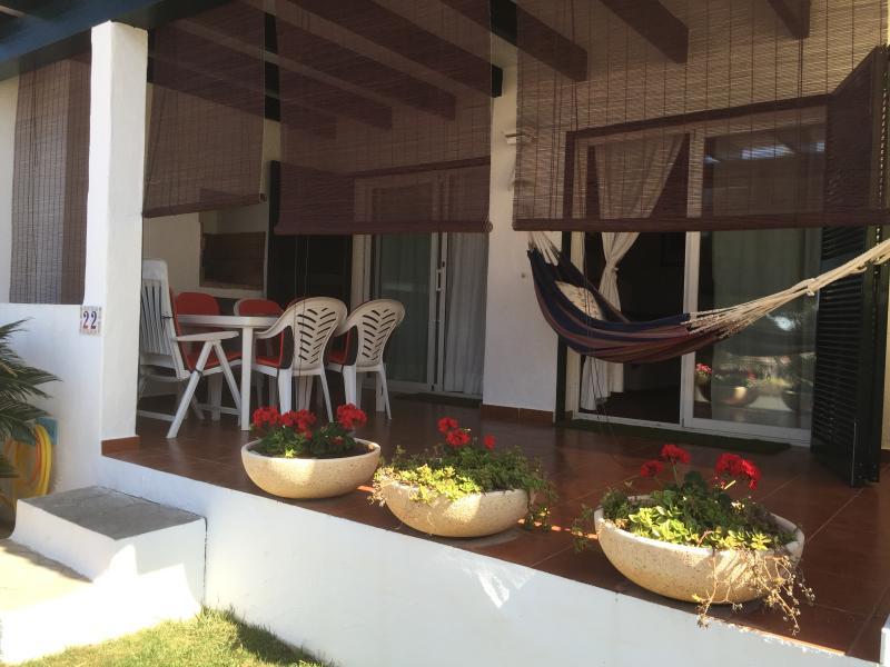 Casa de 110 m2 de 3 habitacion, location de vacances à Es Grau