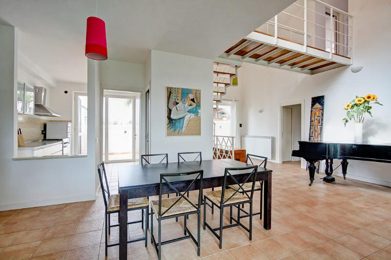 Villa La Vittorina, holiday rental in Santa Marinella
