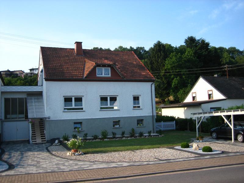 Gemütliche Ferienwohnung im Nordsaarland Nähe Bostalsee & Nationalpark Hunsrück-Hochwald