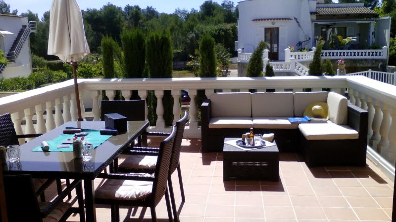 Villa Germanor, holiday rental in Son Serra de Marina