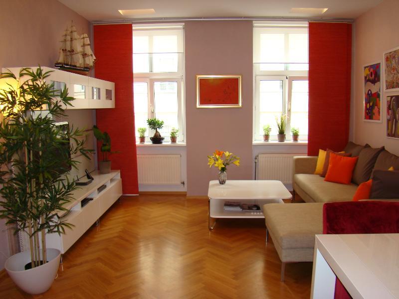 APARTMENT KUNSTHAUS WIEN, holiday rental in Vienna