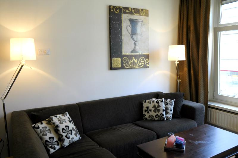 Light and modern apartment / Rotterdam city, holiday rental in Rotterdam