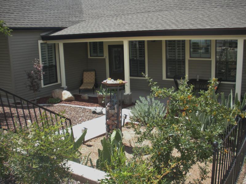 Enjoy our quaint cottage.